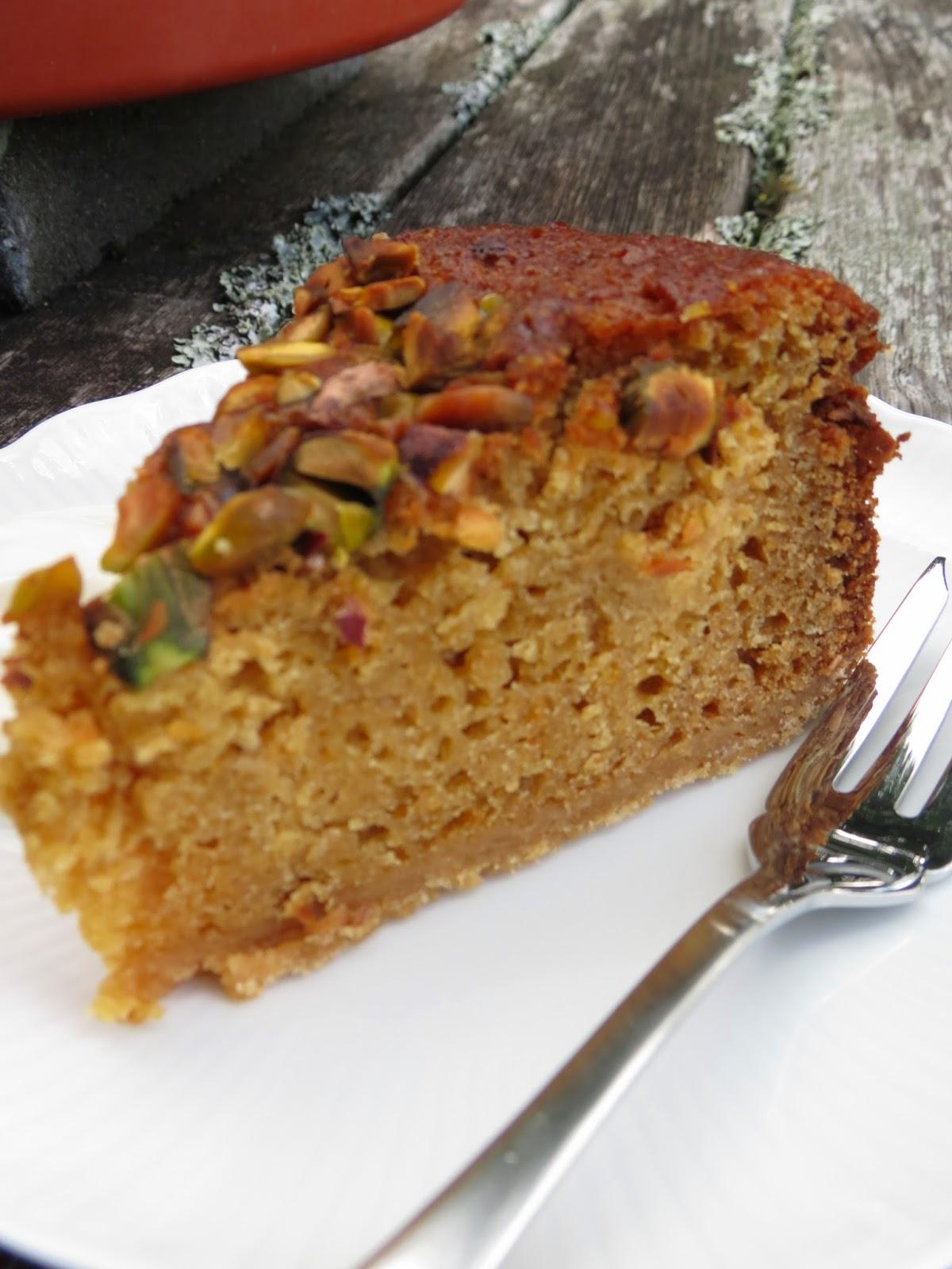 Capital Living: Armenian Nutmeg Cake