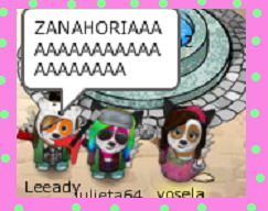 Yosela, Leeady y Julii