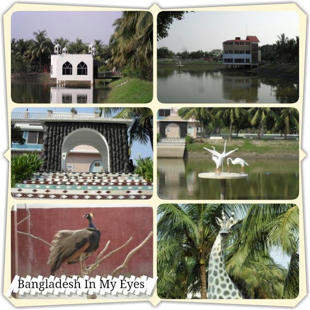 Mozaffar garden resort satkhira khulna