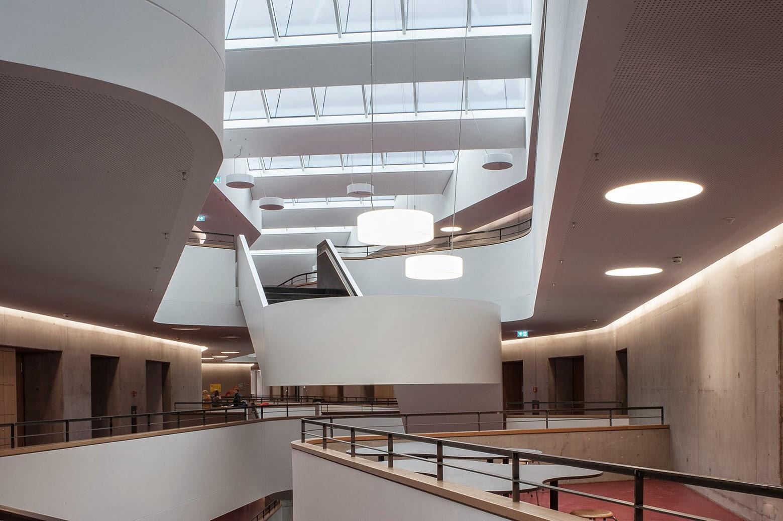 Architekten Biberach learning centre bieberach lanz schwager architekten biberach