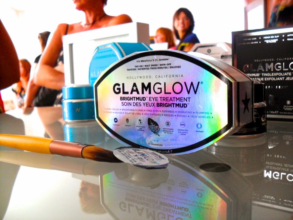Glam Glow Event & Review