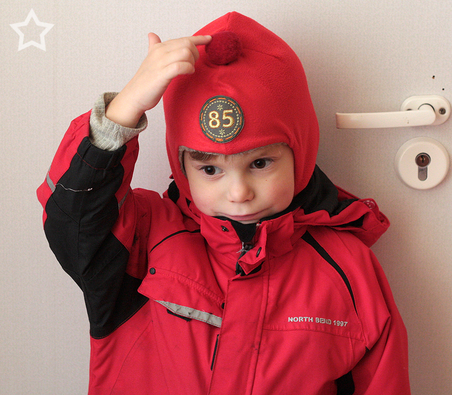 Сшить шапка шлем для мальчика 77