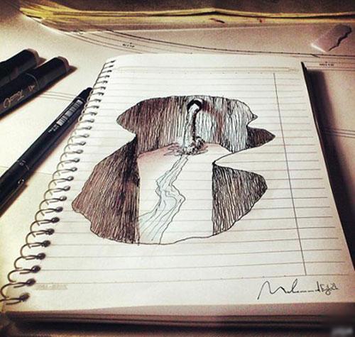 فنان سوري يبدع في رسومات 7.jpg