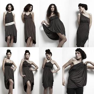 Limitless dress de Emami, 30 formas de usarlo (Multivestido)