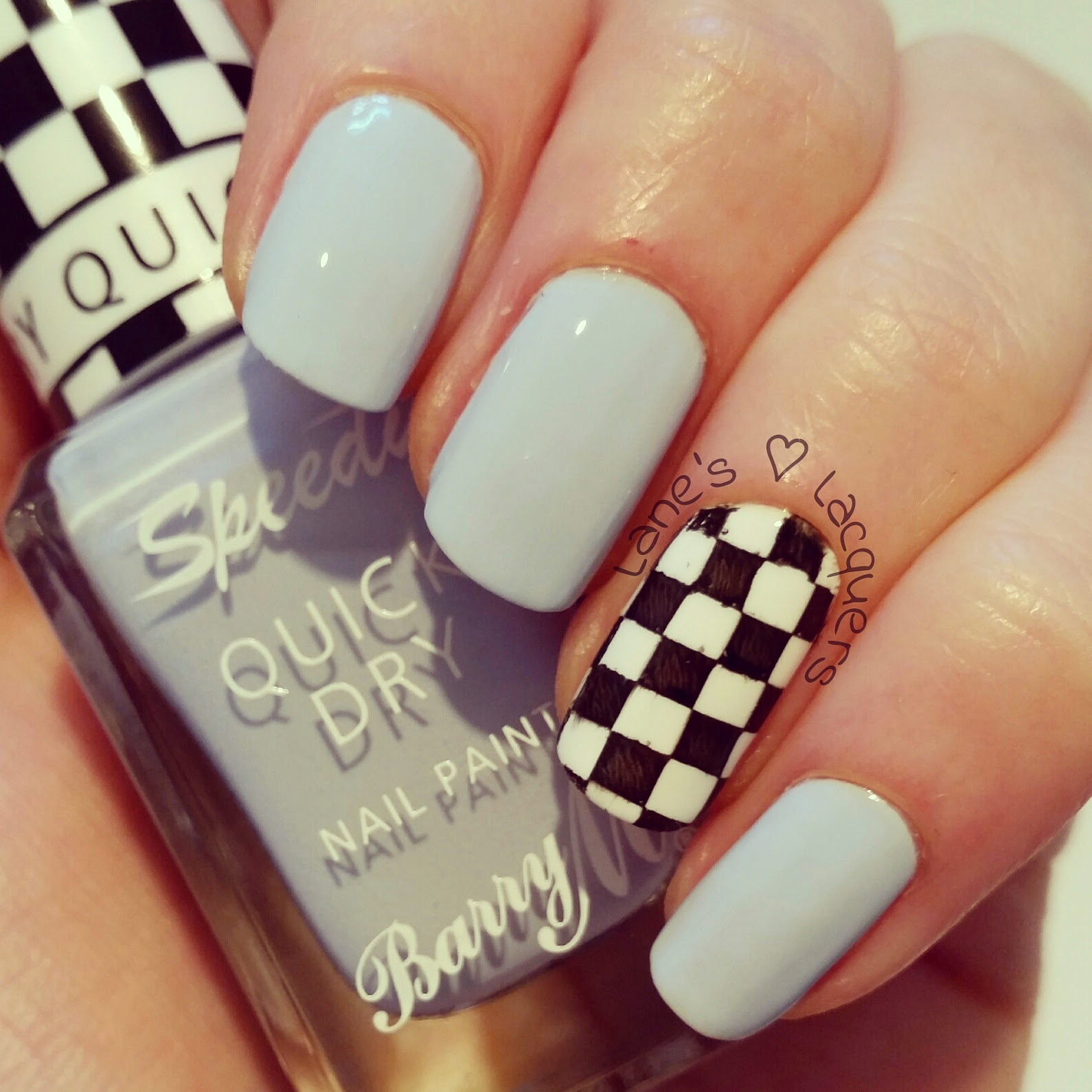 new-barry-m-speedy-quick-dry-eat-my-dust-swatch-manicure (2)