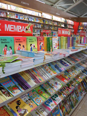 Bravo Book Store, Cepu Book Store