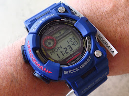 CASIO G-SHOCK FROGMAN GF-1000-NV2 NAVY BLUE - TOUGH SOLAR - BRAND NEW