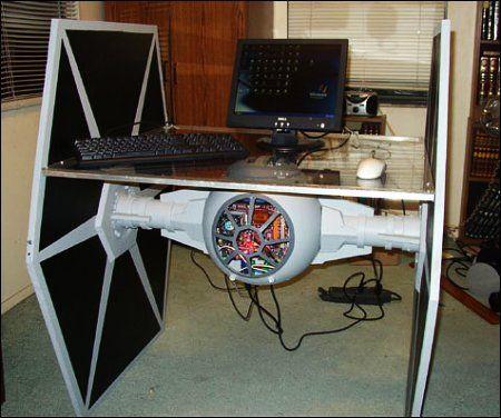 Кабинет Дарта Вейдера star wars computer