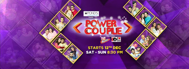 'Power Couple' Sony Tv Upcoming Reality Show Concept  Host  Contestants Pics  Promo  Timings  Title Song Wiki