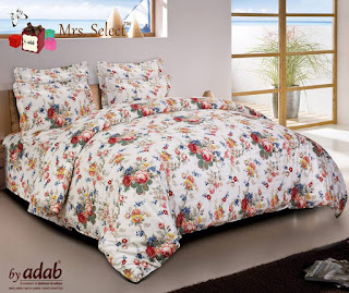 These floral bed sheets colors can get in the background, that we have a tendency to use for our accessories
