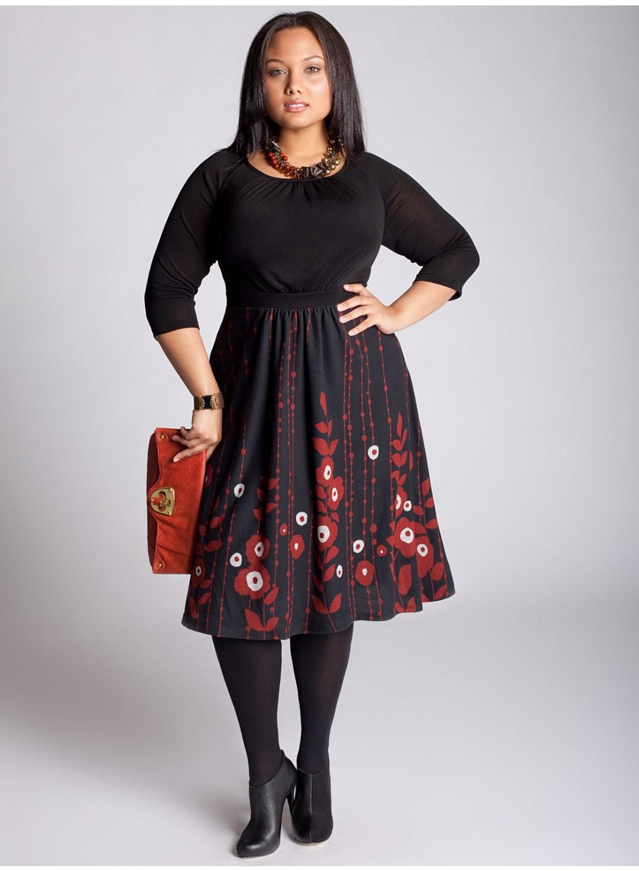 Шикарная Одежда Для Полных Женщин