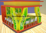 BOOTH COUNTER BOOTH FRANCHISE