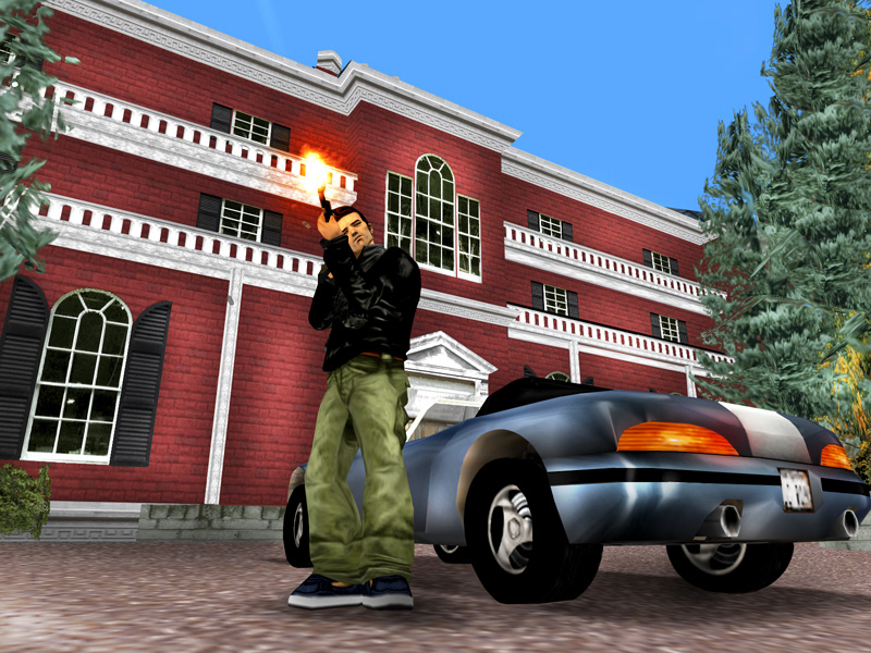 Grand Theft Auto III download free