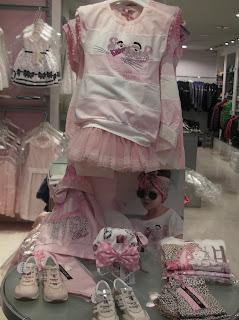 Pantera rosa da Minimoda Monnalisa