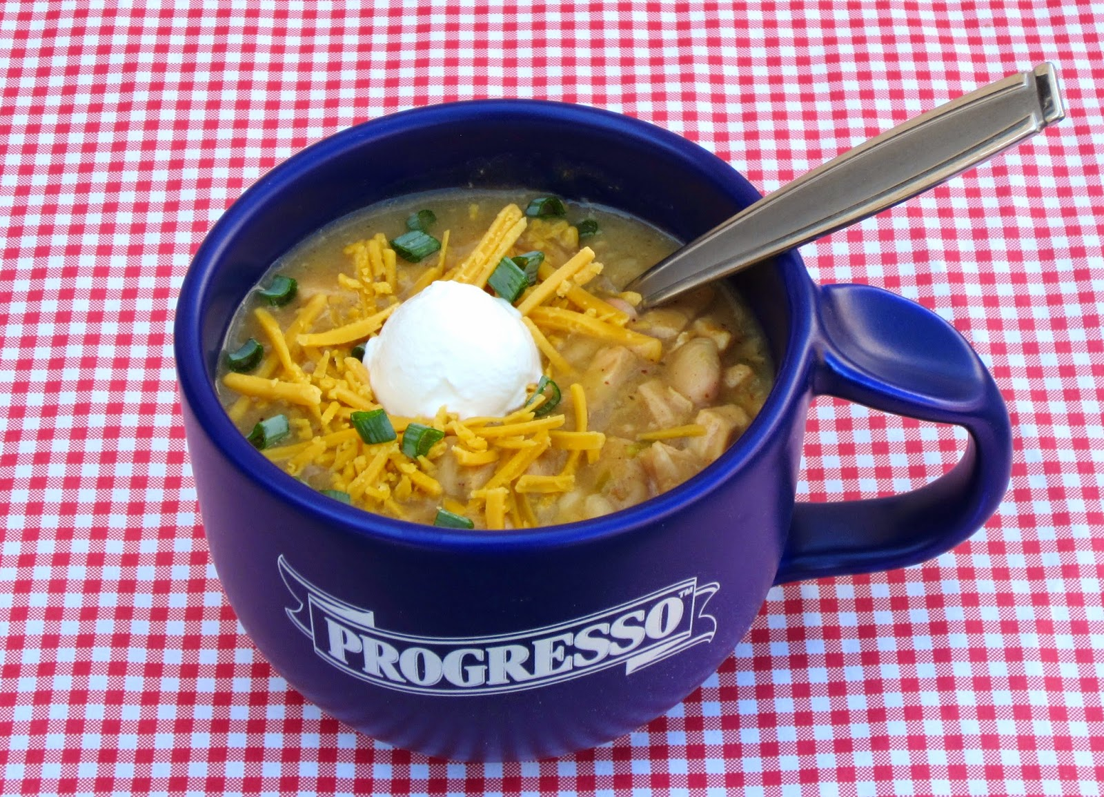 all new progresso chili, yum! #progressochili