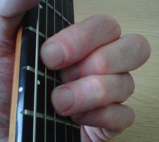 Tristan chord guitar