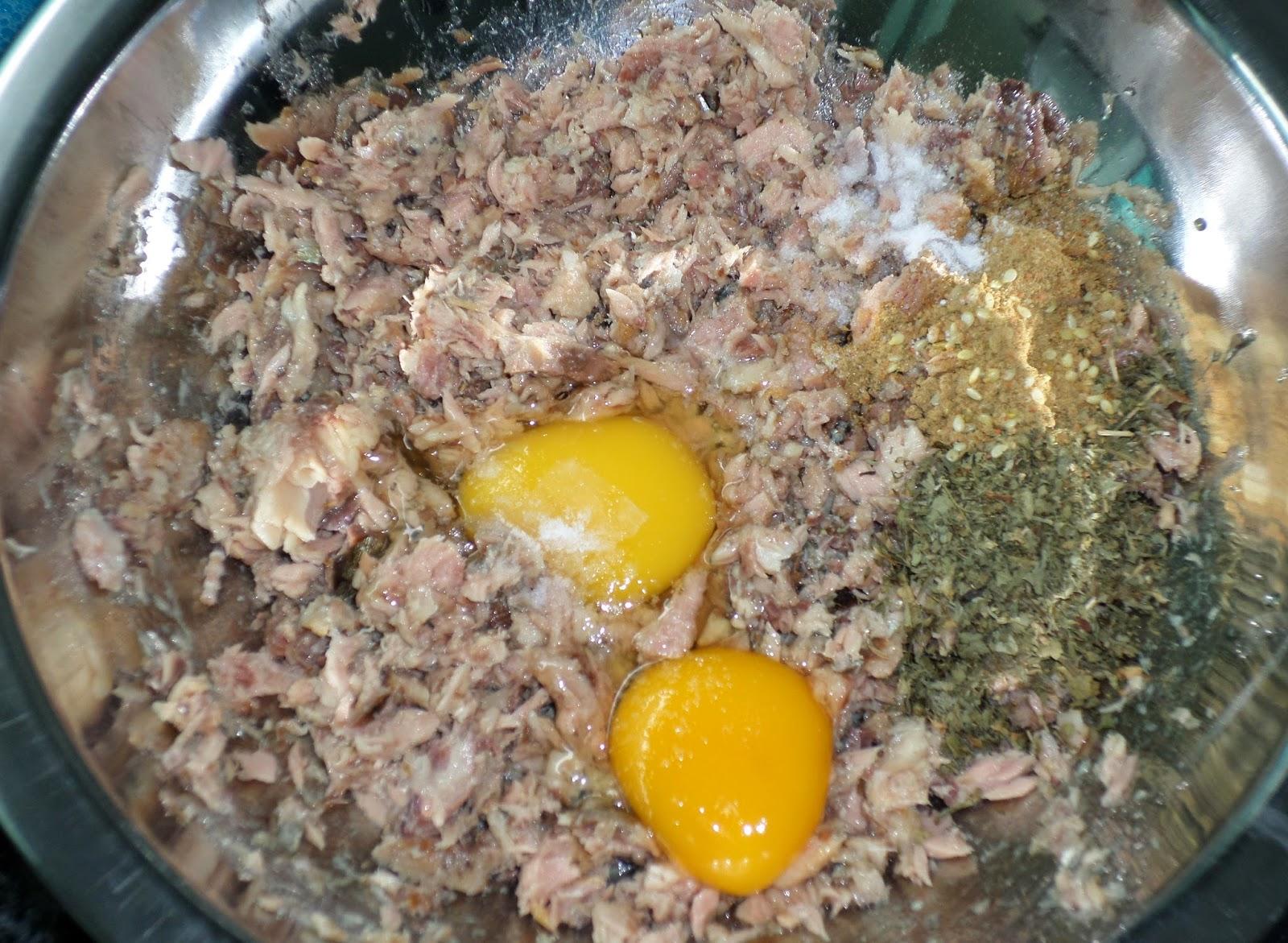 receita de bolo de atum