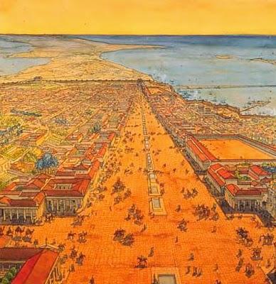 Cleópatra, qual a verdade por detrás do mito? Alexandria