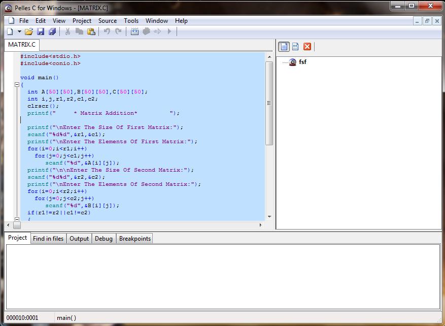 C programming software free download - Windows 7