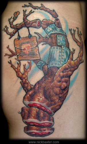Family tree tattoo for Family tree tattoo