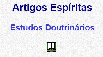 Artigos espiritas