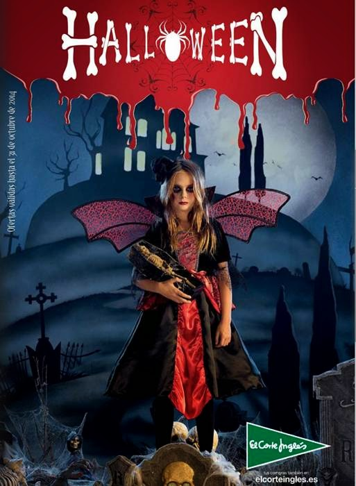Disfraces para Halloween 2014 ECI