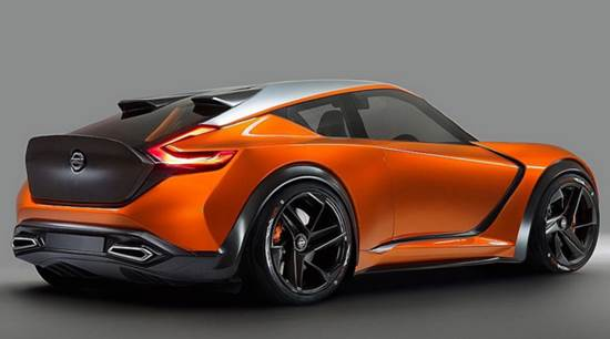 2018 Nissan Z Release Date and Price