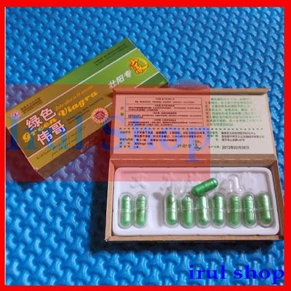 Green Viagra Bars