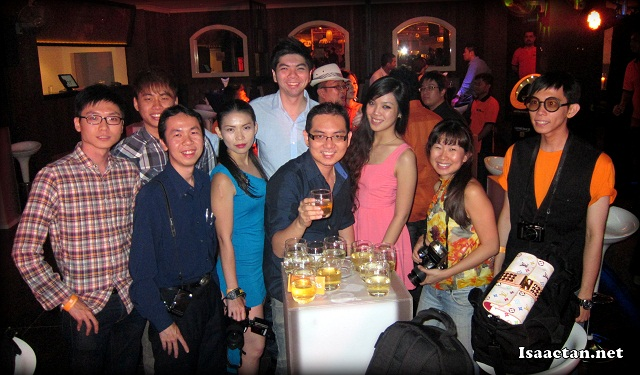 Glenmorangie Orange Retro Funky Night @ The Pool KL Malaysia