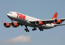 Transporte para outros Estados do Brasil pela TAM