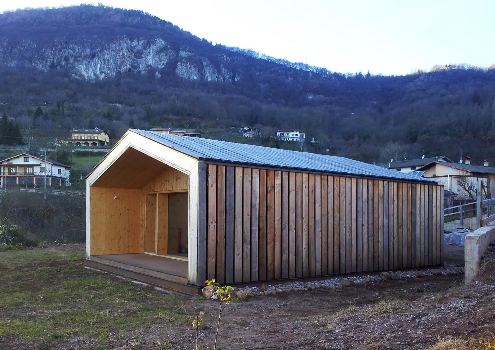Estudoquarto studio di architettura casa lineare xlam - Costo architetto costruzione casa ...