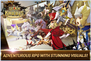 Game Seven Knights APK Terbaru v1.0.30 For Android