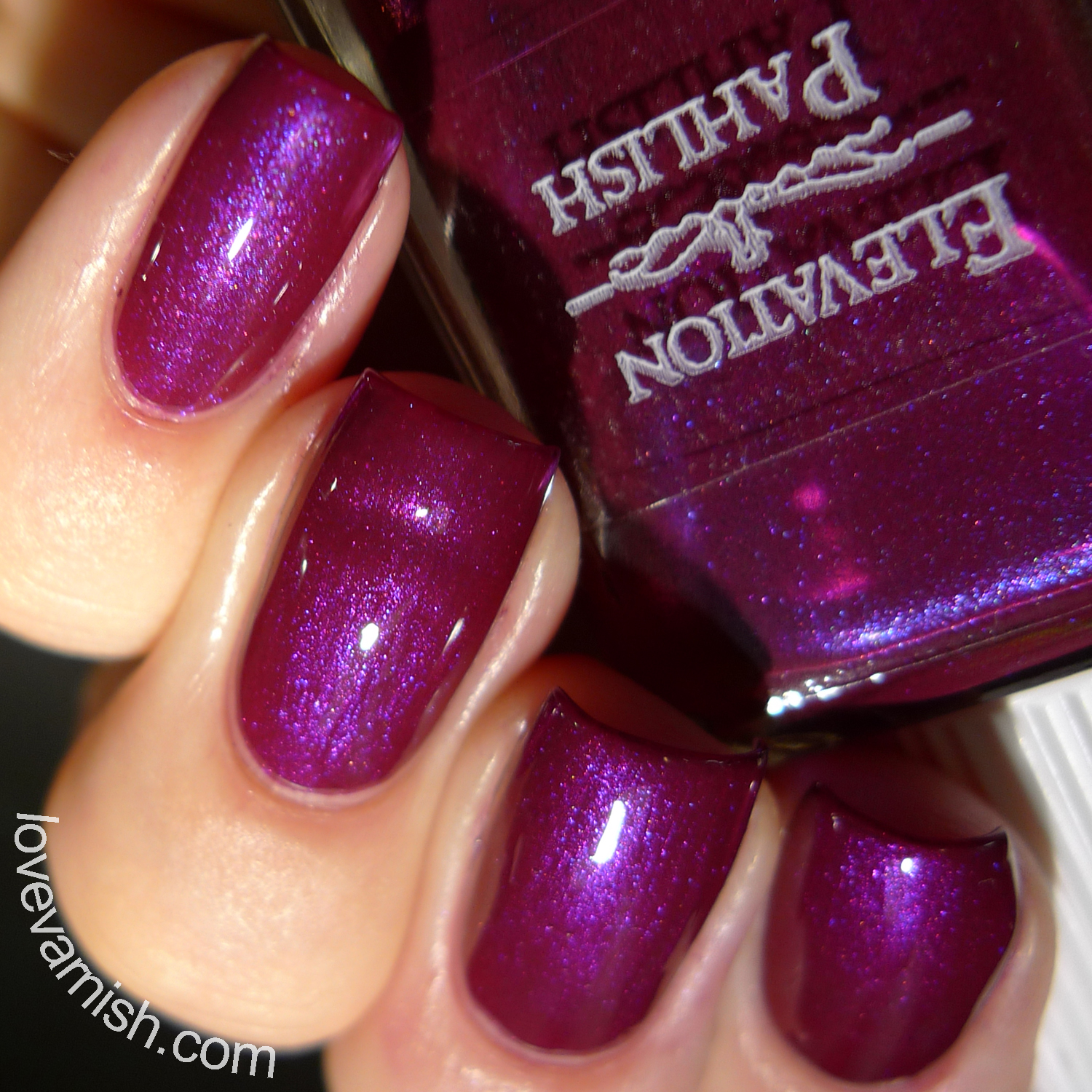 Love Varnish: Swatches & Review // Elevation Polish Marco Polo ...