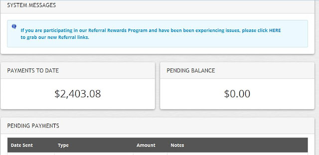 Pembayaran Pertama dari Chitika Tembus $1600 US