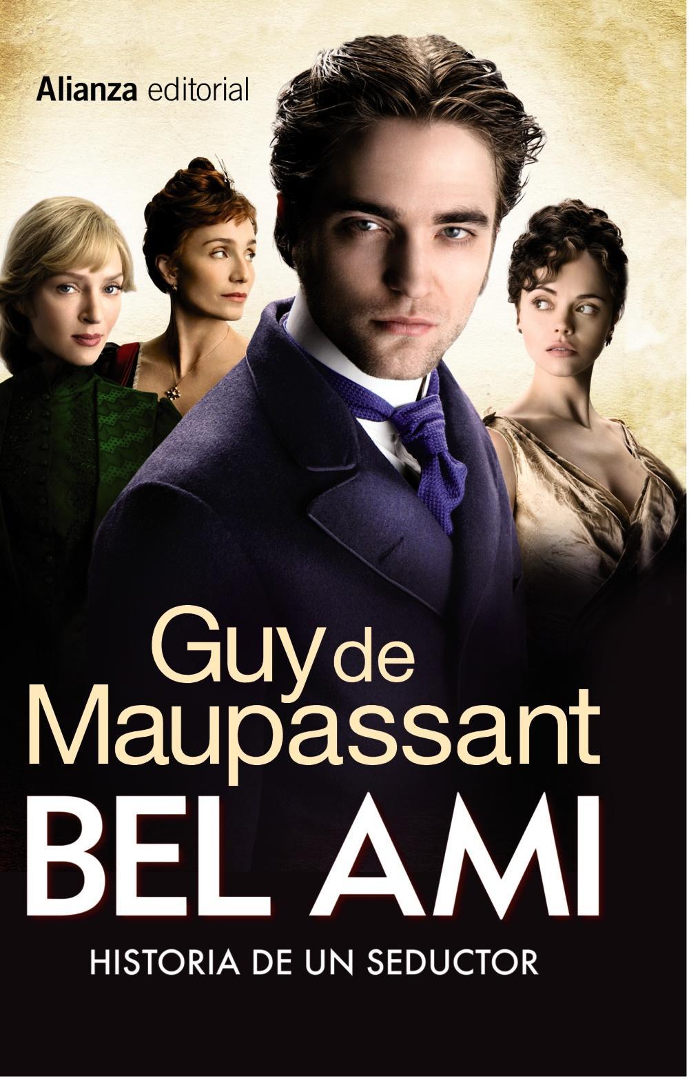 RESUMEN BEL-AMI - Guy de Maupassant