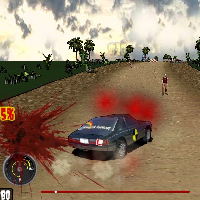 Highway of the Dead, corrida, zumbi, atropelar, comprar carros.