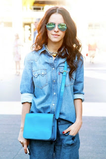 Denim shirt obsession