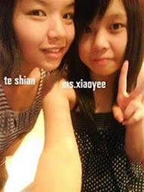Te shian & Ms.xiaoyee