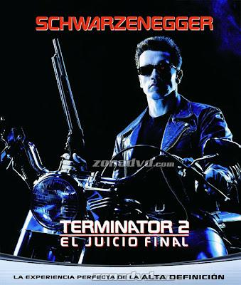 Terminator 2: El Juicio Final audio latino