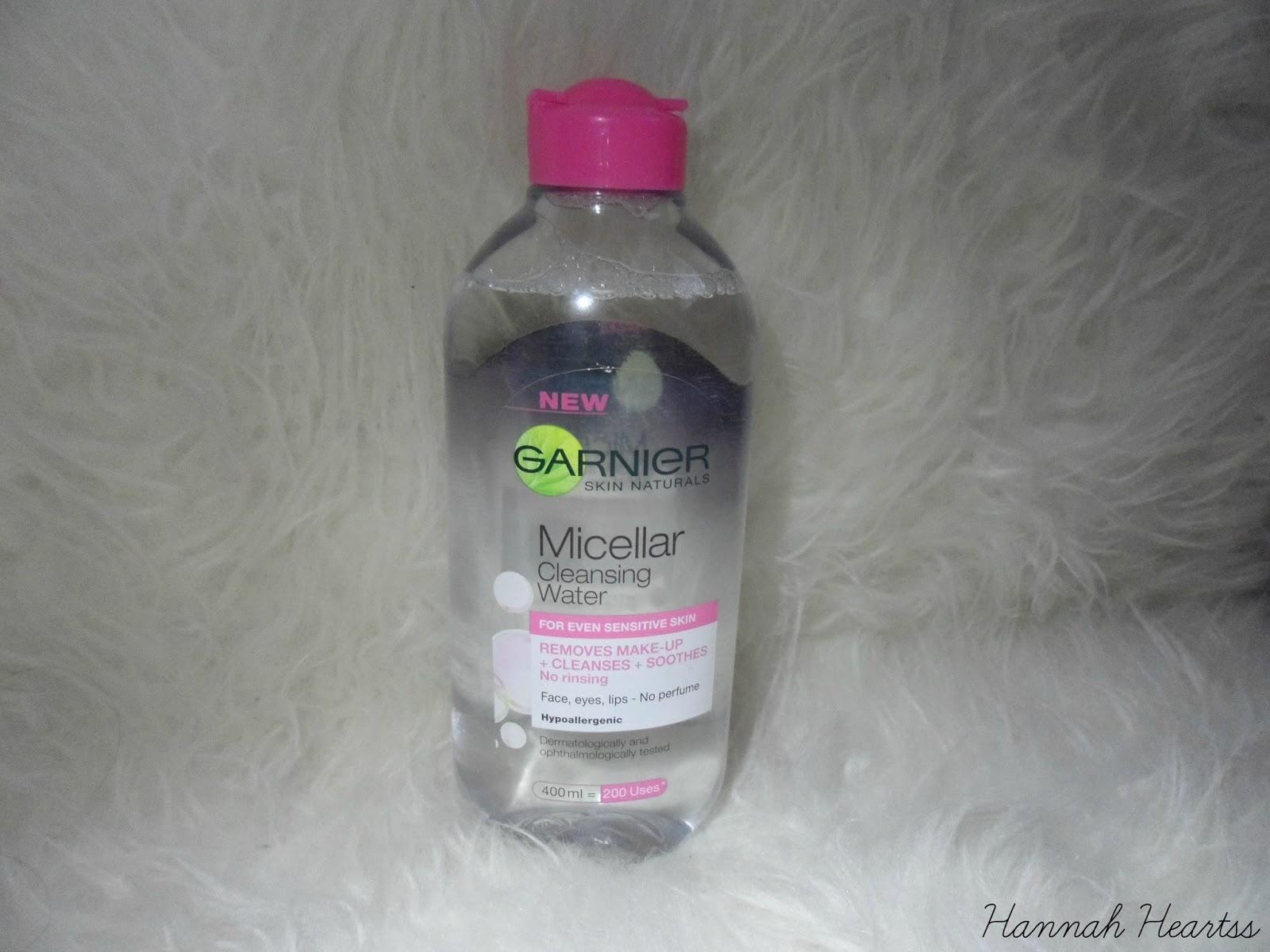 Garnier Cleansing Micellar Water