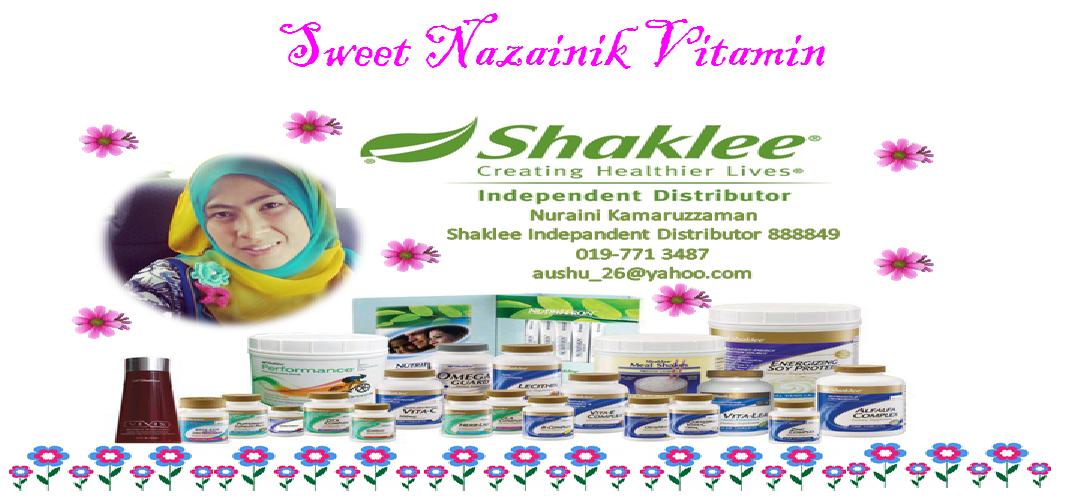 Sweet Nazainik Vitamin