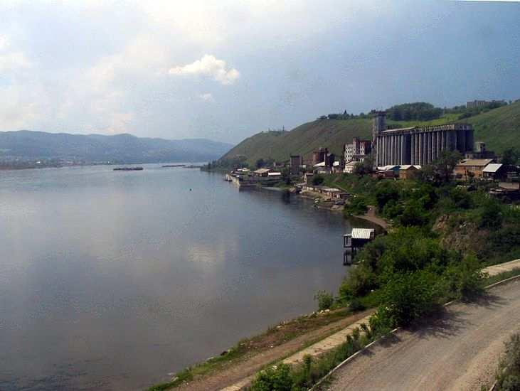 Sungai Terpanjang Kelima Di Dunia