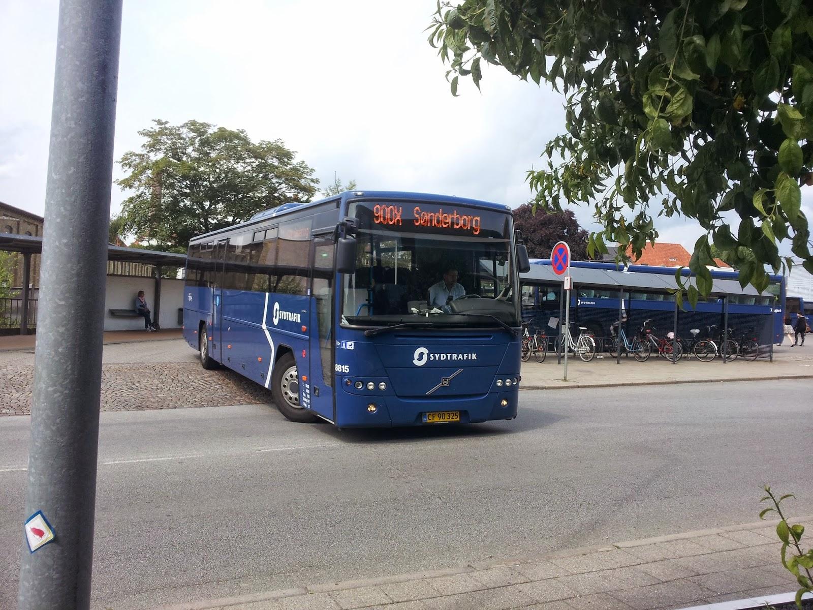 bus kolding til københavn