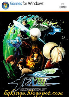 The King of Fighters XIII - RELOADED