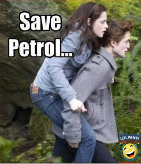 save petrol How to save petrol while driving automatic car is it ok to drive in neutrl gear to save petrol.