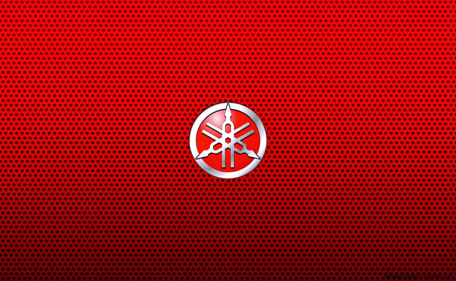 Yamaha Logo Red Wallpapers Hd Yamaha L...