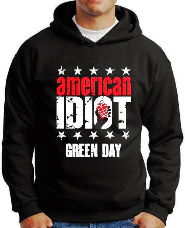 Moletom Green Day kicamisetas