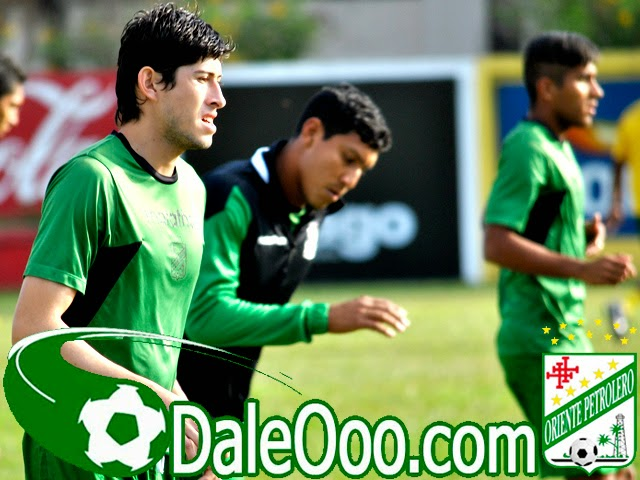 Oriente Petrolero - Pedro Azogue - Ronny Montero - Carlos Añez - DaleOoo.com sitio del Club Oriente Petrolero