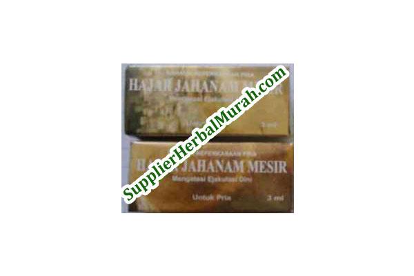 Grosir Air Hajar Jahannam 6 Botol @ 3 ml