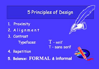 5 principles of design
